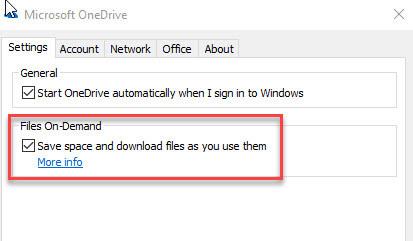 OneDrive - Happy Files On Demand Day - teknertia